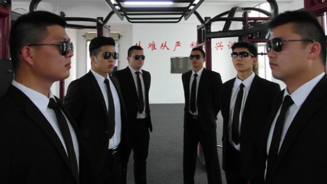 Lò đào tạo vệ sĩ chuyên nghiệp ở Trung Quốc