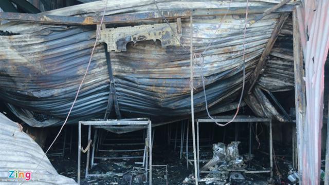 Vụ cháy xưởng bánh kẹo khiến 8 người chết xảy ra như thế nào?