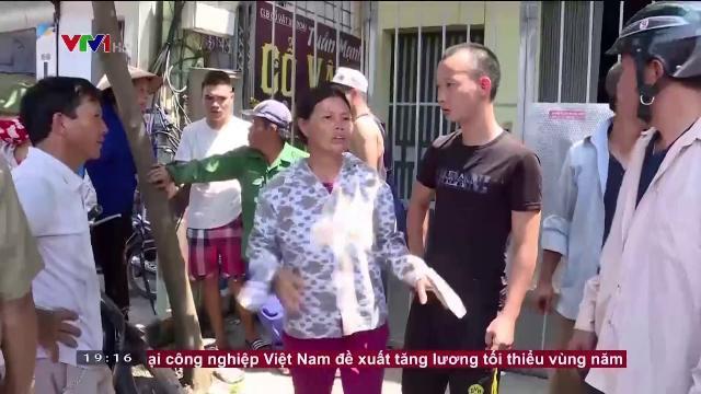 8 người thiệt mạng trong vụ cháy tại Hoài Đức, Hà Nội