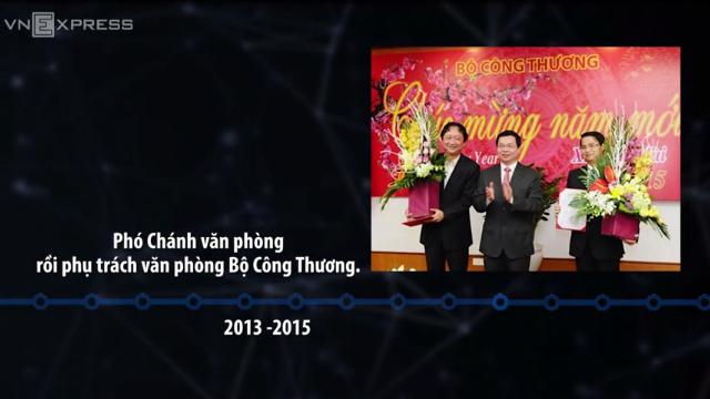 Đường quan lộ 'trải thảm' của ông Trịnh Xuân Thanh
