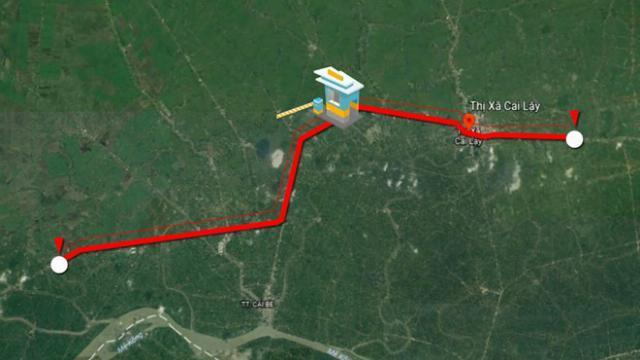 Toàn cảnh BOT Tiền Giang khiến tài xế né trạm Cai Lậy