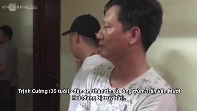 Bộ Công an bắt tổ chức cờ bạc bịp hàng nghìn tỷ tại Sài Gòn