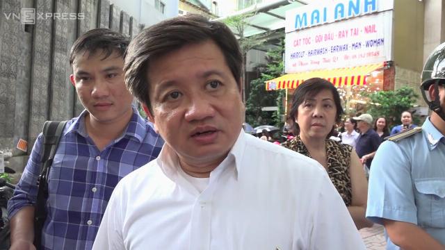 Ông Đoàn Ngọc Hải: 'Tôi có điên đâu mà sỉ nhục người dân U Minh'