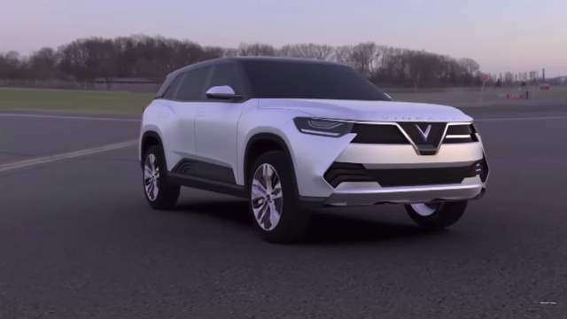 Chiêm ngưỡng siêu phẩm sedan Vinfast video 3D tuyệt đẹp