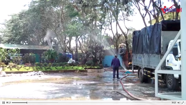 Video người dân kể lại phút khí độc tràn ra khu dân cư:
