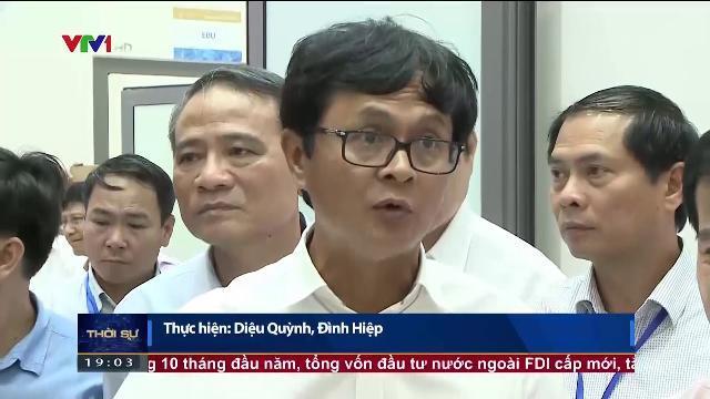 Khai trương trung tâm báo chí Quốc tế phục vụ APEC 2017