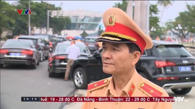 Đảm bảo an toàn giao thông cho APEC 2017