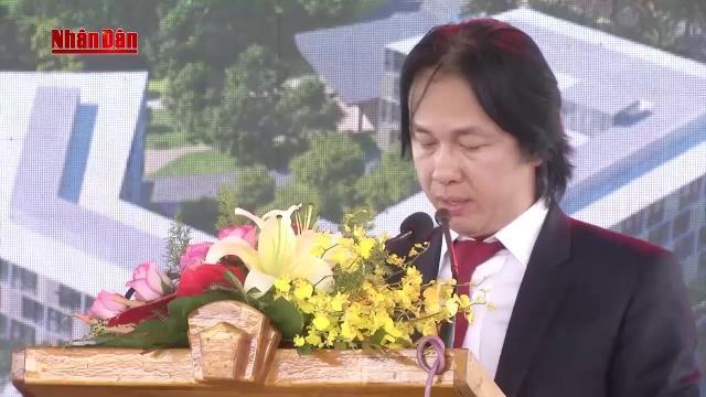 """NHG xây dựng """"Thành phố giáo dục quốc tế"""" hơn 1.000 tỷ đồng tại Quảng Ngãi"""