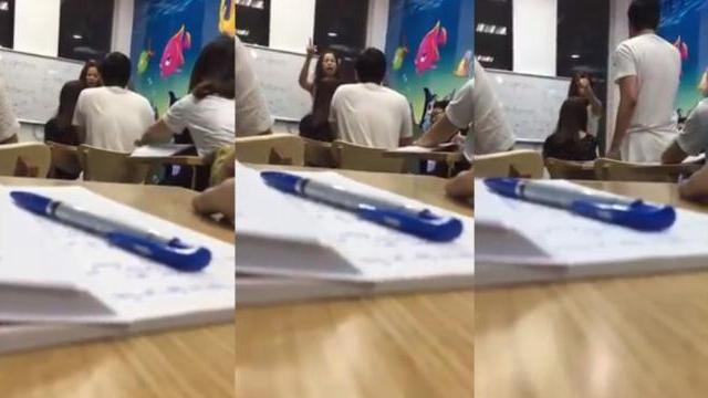 """Sốc với cô giáo ở trung tâm Anh ngữ chửi học sinh """"mặt người óc lợn"""""""