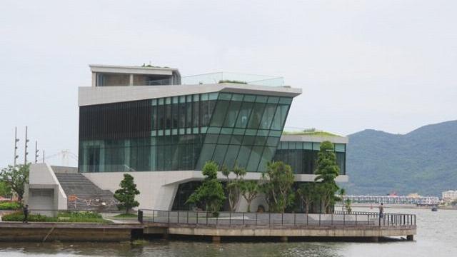 Hình ảnh công trình chắn sông Hàn của Vũ 'nhôm' nguy cơ bị thu hồi
