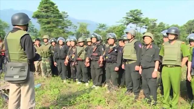 Nhìn lại quá trình phá chuyên án tiêu diệt trùm ma túy và đồng bọn tại Lóng Luông, Sơn La