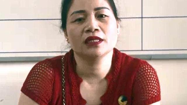 Lời xin lỗi của người phụ nữ chửi bới, lăng mạ CSGT ở Bà Rịa