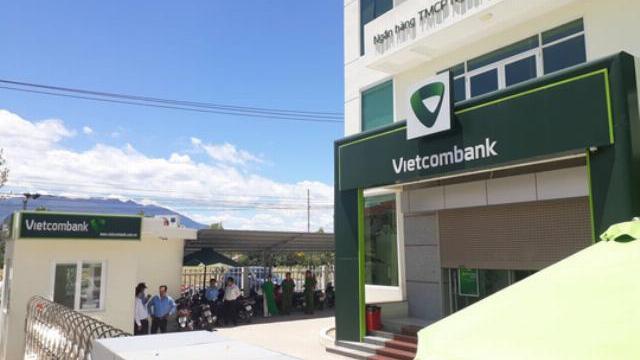 Liều lĩnh dùng súng cướp ngân hàng Vietcombank ở Khánh Hòa