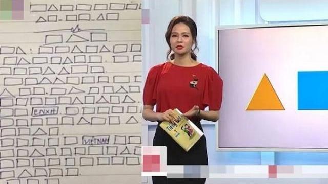 """Câu chuyện """"Vuông, tròn"""" lên cả truyền hình quốc gia, MC giải thích chỉ 1 phút phụ huynh câm lặng"""