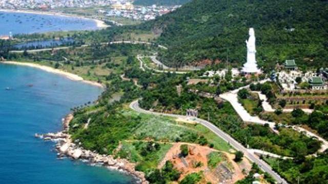 Kiến nghị lấy một phần bán đảo Sơn Trà để làm sân bay Đà Nẵng mới
