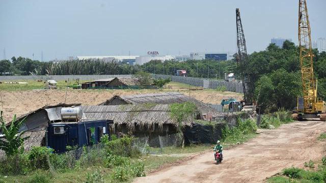 Cuộc sống cư dân Thạnh Mỹ Lợi đảo lộn bởi dự án treo 14 năm