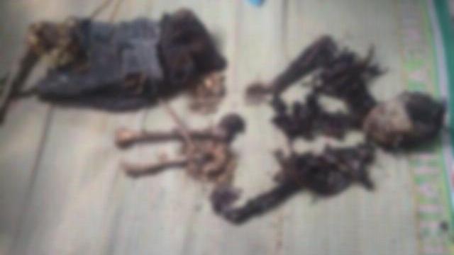 Tiết lộ bất ngờ khi phát hiện thi thể trơ xương trong căn nhà ở Vĩnh Phúc