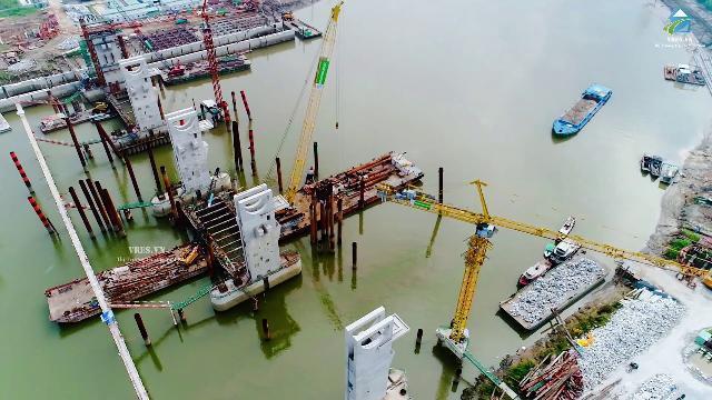 Dự án chống ngập cho toàn TP.HCM 10.000 nghìn tỷ bị ngưng thi công