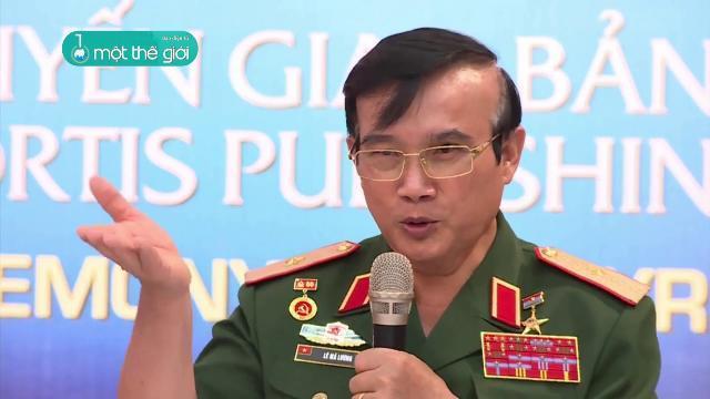 Thiếu tướng Lê Mã Lương nói về 'Gạc Ma – Vòng tròn bất tử'
