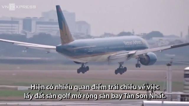 Xung quanh sân bay Tân Sơn Nhất có những gì