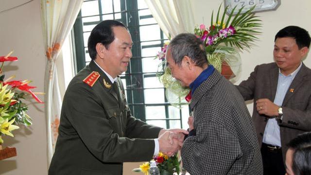 Thầy của Chủ tịch nước Trần Đại Quang tự hào kể chuyện trò cũ