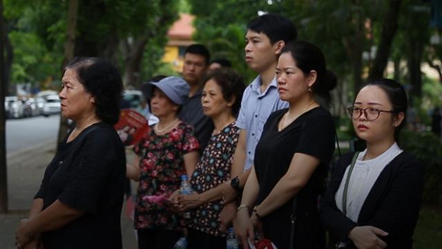 Người dân chia sẻ bất ngờ về sự ra đi của Chủ tịch nước Trần Đại Quang