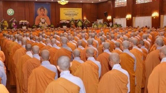 Lễ tưởng niệm Chủ tịch nước Trần Đại Quang