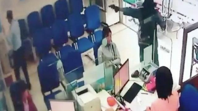 Bộ Công an chỉ đạo truy quét tội phạm cướp ngân hàng, tiệm vàng