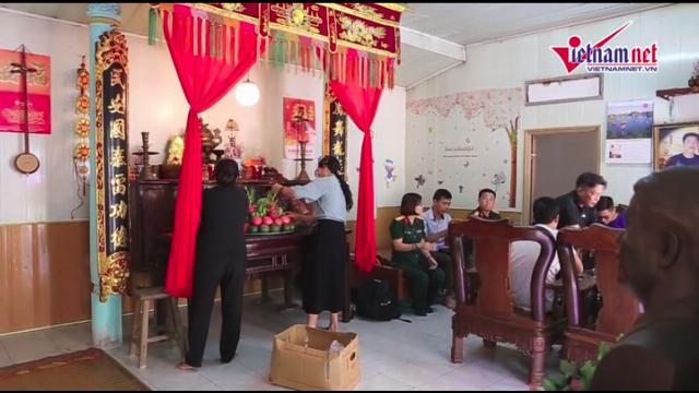 Quê nhà chuẩn bị lễ Quốc tang nguyên Tổng bí thư Đỗ Mười