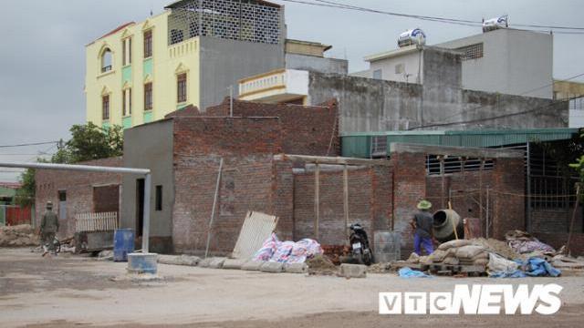 Chiếm đất xây hàng trăm ngôi nhà trên đất quốc phòng như chốn vô luật pháp Phó Thủ tướng chỉ đạo khẩn