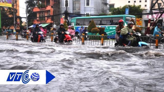 Tại sao TP.HCM cứ mưa là ngập?
