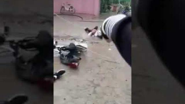 Điện giật chết 2 học sinh tại long an ngày 13/10/2018