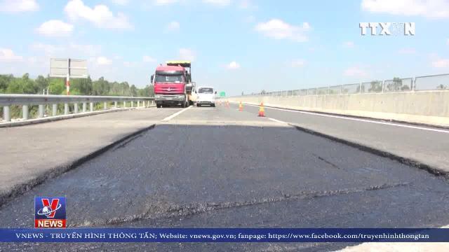Tuyến cao tốc Đà Nẵng – Quảng Ngãi đã được sửa chữa