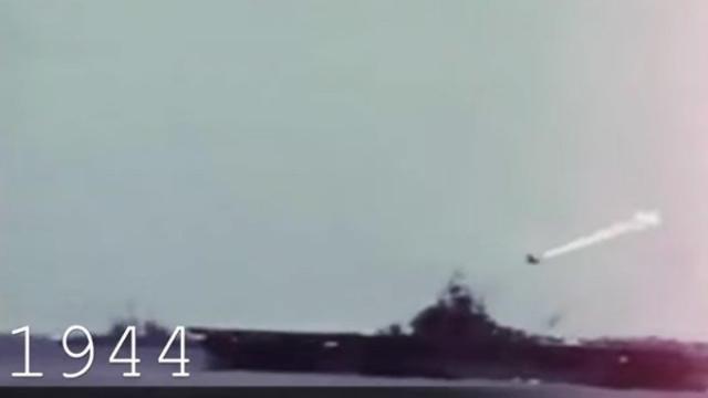 Phi công Nhật tấn công cảm tử trong chiến dịch Thần Phong