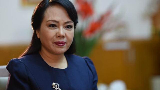 Bộ trưởng Nguyễn Thị Kim Tiến chia sẻ về kết quả phiếu tín nhiệm