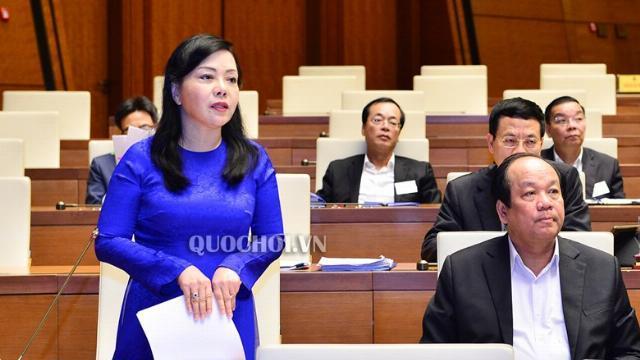Bộ trưởng Nguyễn Thị Kim Tiến nói về giải pháp 3 chân kiềng phát triển ngành Y tế