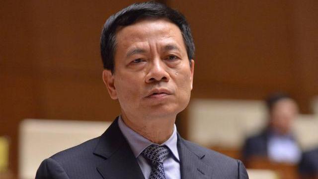 Bộ trưởng Nguyễn Mạnh Hùng: Nghiên cứu công nghệ nhận dạng để góp phần xoá sim rác