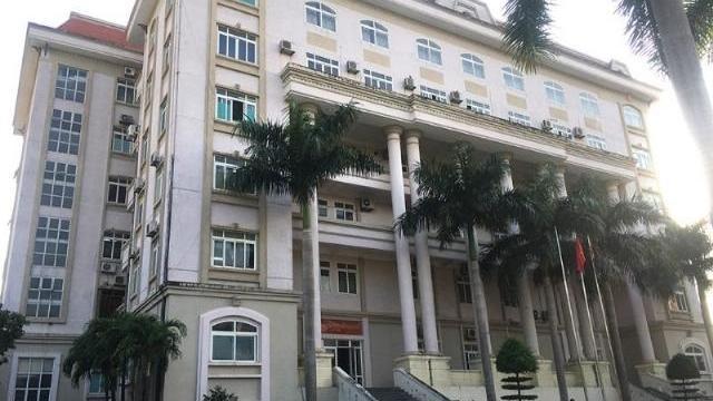 Trụ sở làm việc của Sở NN&PTNT Thanh Hóa