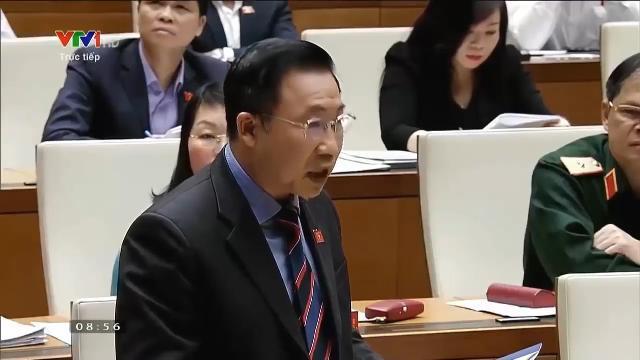 Đại biểu Lưu Bình Nhưỡng nói trước quốc hội một đàng nhưng trước báo chí một nẻo