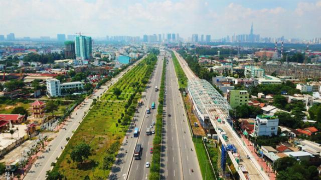 Toàn cảnh tiết độ dự án metro Bến Thành - Suối Tiên