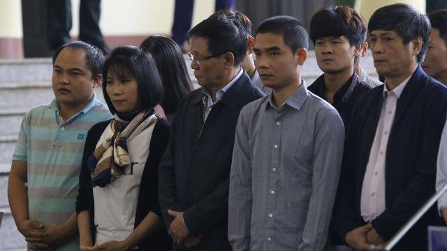 Phút khai nhầm bất ngờ của ông Phan Văn Vĩnh