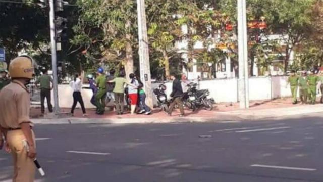 Cán bộ bắn chết nữ phó chủ tịch HĐND phường đã tử vong