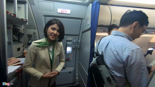 Trải nghiệm chuyến bay của Bamboo Airways