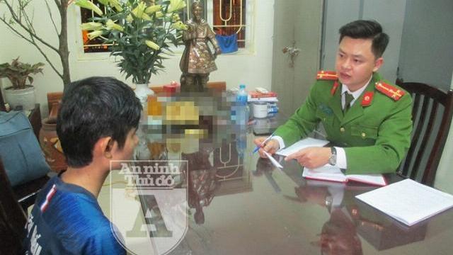 Hành trình chạy trốn của nghi phạm cứa cổ lái xe taxi ở Mỹ Đình