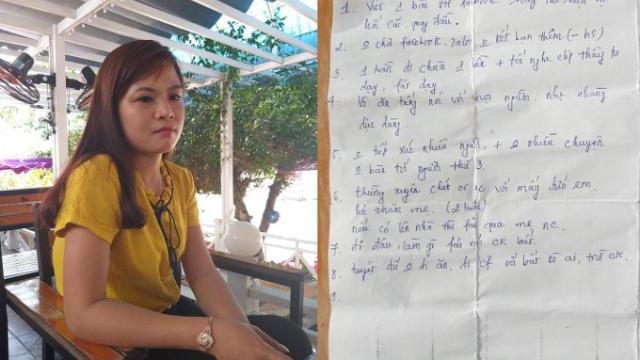 Gặp trực tiếp cô giáo Bình Thuận, nghe sự thật đau lòng