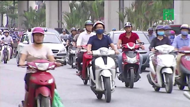 Vì sao Hà Nội cấm xe máy trên đường Nguyễn Trãi, Lê Văn Lương