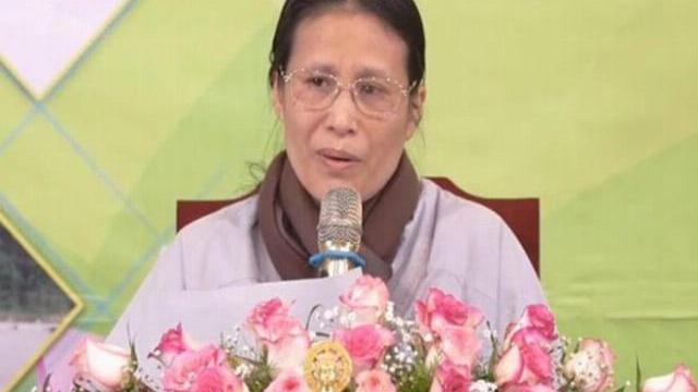 Bà Phạm Thị Yến công khai truyền bá vong báo oán