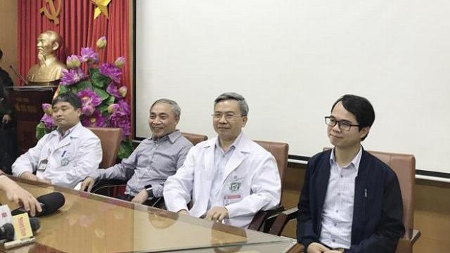 Bác sĩ Nguyễn Hồng Phong xin lỗi vì có phát ngôn gây hiểu nhầm