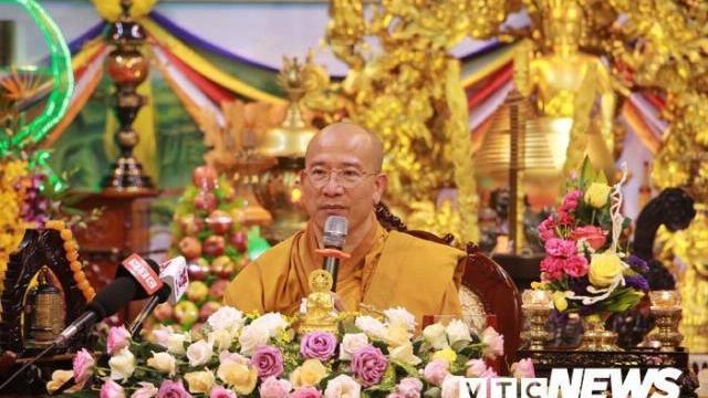 Trụ trì chùa Ba Vàng: 'Ung thư là do oan hồn trong tiền kiếp báo oán'