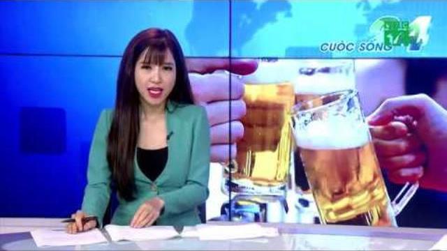 Tiêu thụ bia rượu ở Việt Nam tăng nhanh nhất thế giới